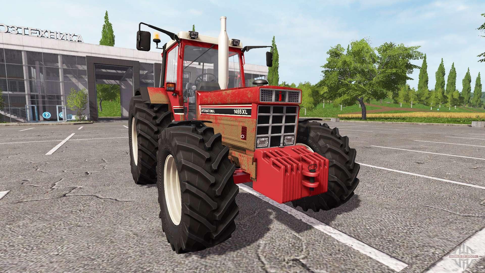 International 1455 Xl Pour Farming Simulator 2017