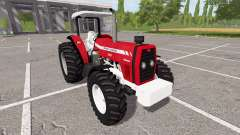 Massey Ferguson 299 advanced