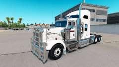 La peau Black Ops v1 sur le camion Kenworth W900