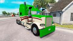Скин Maverick Transport на Peterbilt 389