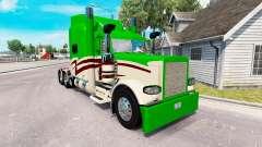Скин Maverick Transport на Peterbilt 389
