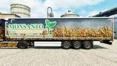 Monsanto Bio de la peau pour les remorques