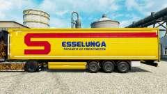 La peau Esselunga S. p.un.Un. est un semi