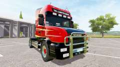 Scania T164 two-axle