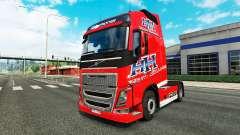 Le Transport lourd de la peau pour Volvo camion