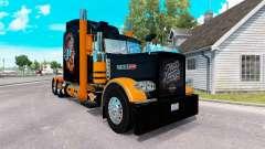 Haut Harley-Davidson für den truck-Peterbilt 389