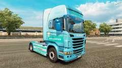 Siemens skin für Scania-LKW