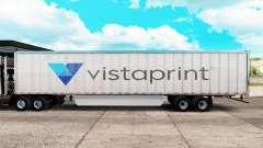 Haut Vistaprint extended trailer