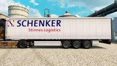 Haut Schenker Stinnes Logistics für Anhänger