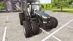 Massey Ferguson 8737 black edition