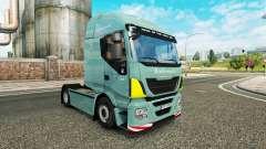 Rodewald de la peau pour Iveco camion
