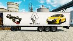 Skin Renault F1 Team für die semi -