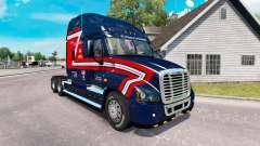Скин Cargo Transporter на Freightliner Cascadia