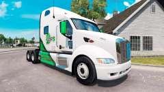 La peau DFS camion tracteur Peterbilt 387
