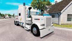 Swift de la peau pour le camion Peterbilt 389