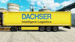 Dachser skin for trailers