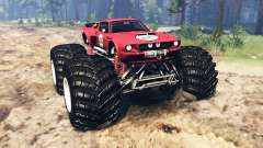 Ford Mustang Shelby GT500 [monster truck]