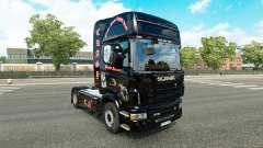 Haut Crasy Trans Logistic v2.0 LKW Scania