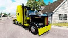 Vanderoel de la peau pour le camion Peterbilt 38
