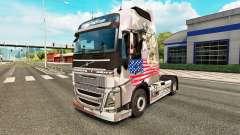 Le U. S. l'Armée de la peau pour Volvo camion
