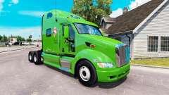 Le SERGENT de la peau pour le camion Peterbilt 3