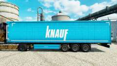 Skin Knauf on semi