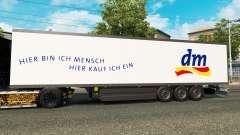 Semitrailer refrigerator Schmitz DM Pharmacie