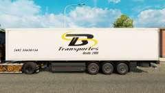 TB Transportes Haut für Anhänger