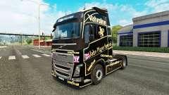 John Player Special peau pour Volvo camion