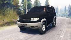 UAZ-3163 dns_event_unknown_service_port Patriot