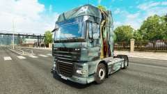 Zombie skin for DAF truck