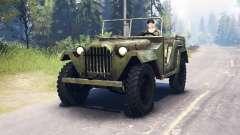 Le GAZ-67 1943
