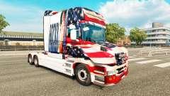 Rocky USA Haut-für truck Scania T