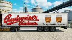 Budweiser skins für Trailer