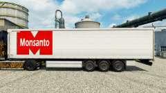 Haut Monsanto Roundup für Anhänger