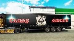 Haut Crasy Trans Logistic v2.0 für Anhänger