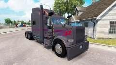 La peau Koliha de Camionnage pour le camion Pete