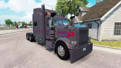 Haut Koliha LKW für das truck-Peterbilt 389