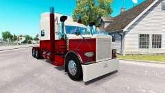Haut Die Revolution für den truck-Peterbilt 389