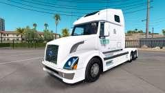 Epes de Transport de la peau pour les camions Vo