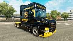 Haut Continental für LKW Scania T