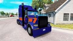 Rollin de Transport de la peau pour le camion Pe