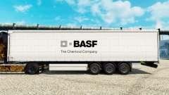 BASF de la peau pour les remorques