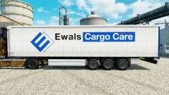Pflege Polen Cargo-Anhänger