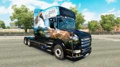 Große Freiheit-skin für den Scania T truck