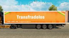 Haut Transfradelos für Anhänger