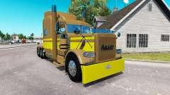 Retro-skin für den truck-Peterbilt 389