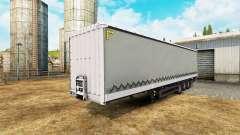 Rideau semi-remorque Schmitz Cargobull