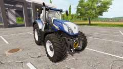 New Holland T7.315 blue power