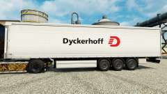 Dyckerhoff skin for trailers